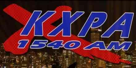 KXPA 1540 AM