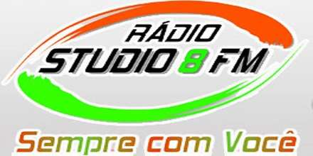 Studio de radio 8 FM