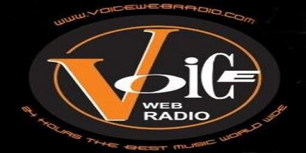 Voice Web Radio