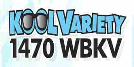WBKV 1470 AM