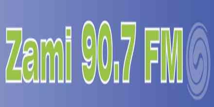 Zami 90.7 FM-
