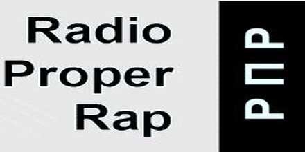 Radio Proper Rap