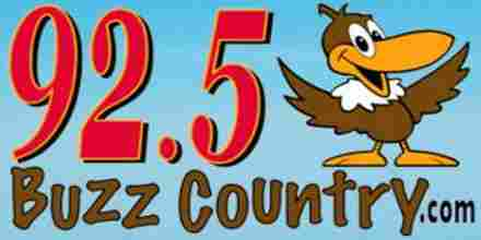 92.5 Buzz Country