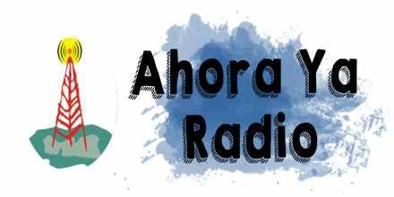 Ahora Ya Radio