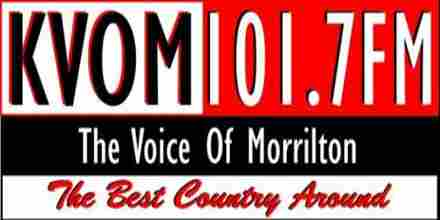 KVOM 101.7 FM