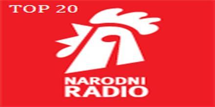 Narodni Radio Top 20