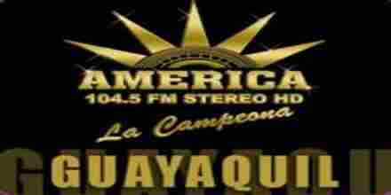 Radio America Guayaquil