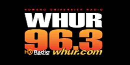 WHUR 96.3 FM