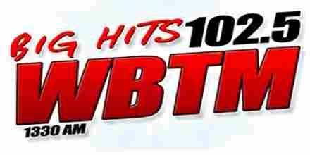 102.5 WBTM