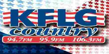 KFLG 94.7 FM