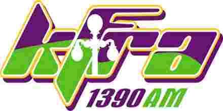 KFRA 1390AM