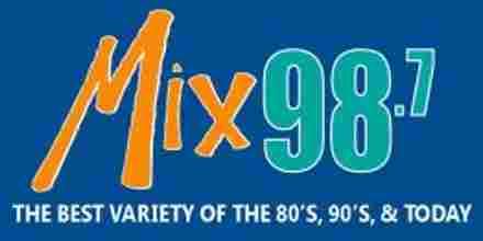 Mix 98.7