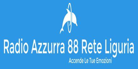 إذاعة الزرقاء 88 Rete Liguria