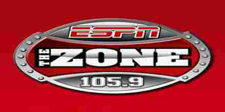 The Zone 105.9
