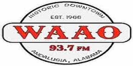 WAAO 93.7 FM