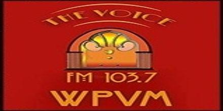 WPVM 103.7 FM