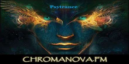 Chromanova Radio Psytrance