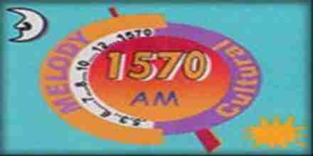 Melodía 1570 AM