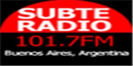 Subteradio 101.7 FM
