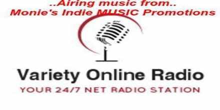 Variety Online Radio