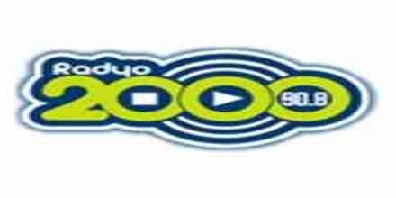 90.8 Radyo 2000