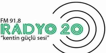 راديو 20