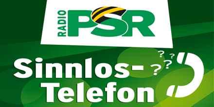 Radio PSR Sinnlos Telefon