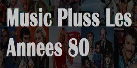 Music Pluss Les Annees 80