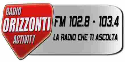 Radio Orizzonti Activity