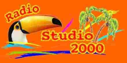Emisora de radio 2000