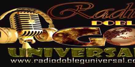 Radio Doble G Universal