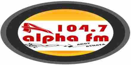 ألفا FM 104.7