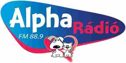 Alfa Radio 88.9