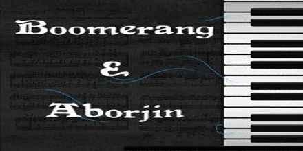 Boomerang Ve Aborjin