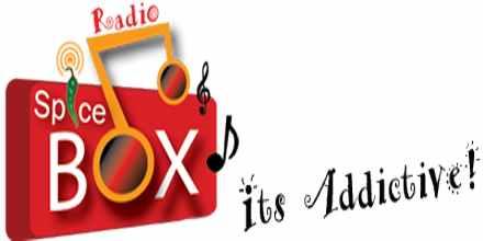 Radio Spice Box