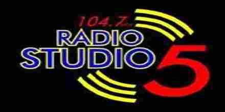 Studio de radio 5 Sciacca
