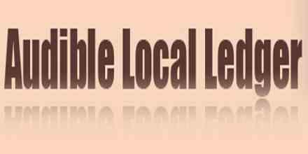 Audible Local Ledger Radio