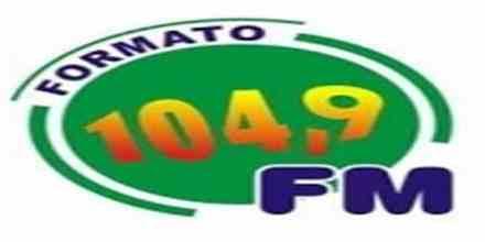Formato 104.9 FM