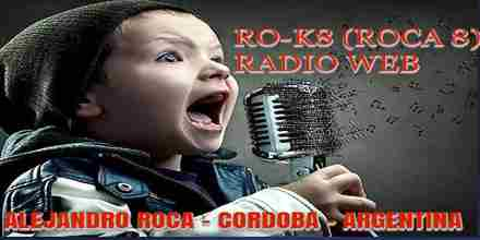 RO K8 Radio
