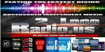 2 Loco Radio USA