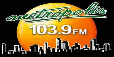 Метрополия 103.9 FM-