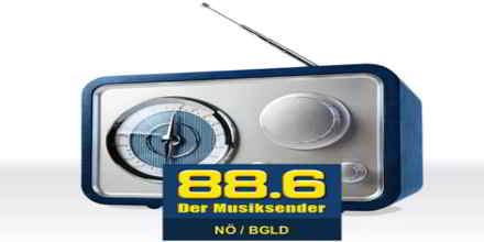 Радио 88.6 Noe BGLD