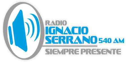 Radio Ignacio Serrano 540 AM
