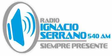 Radio Ignacio Serrano 540 М.