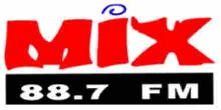 راديو ميكس 88.7