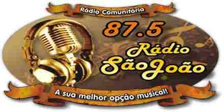 Radio Sao Joao 87.5
