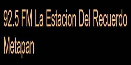 92.5FM La Estacion Del Recuerdo