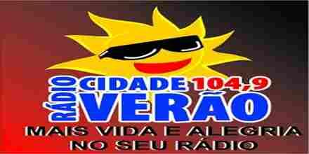 Radio Cidade Verao 104.9