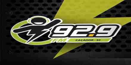 FM- 92.9 Cacador