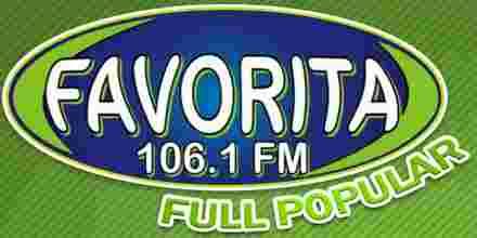 Favorita 106.1 FM-